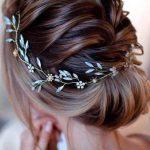 White opal hair Vine and earrings|Opal crystals bridal wreath Crystal Hair Vine|Boho Head Piece|Bohemian Gold Wedding Headpiece|corona novia