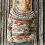 Winter Carnival / DROPS 196-6 - Stickad Pullo ... - #Carnival #DROPS #Knitted #k ...