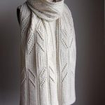 Winter Wish Scarf (Aran) Knitting pattern by Monika Anna