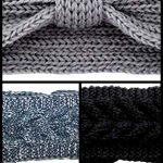 Winter gestrickt Stirnband häkeln Krawatte Haarband Turban Headwrap Hut Mütze Ohrenwärmer ,  ...