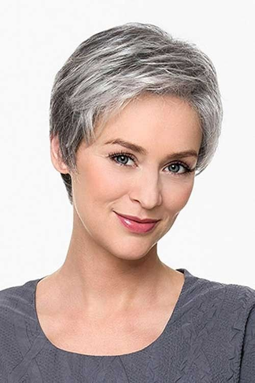 Womens Pixie Cuts | Cute Pixie Cut Styles | Wavy Pixie Hairstyles