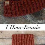 Woodland Beanie - Free Crochet Pattern