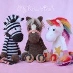Zebra/Horse Pattern