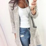 a blue man black friday clearance long sleeve cardigan sweaters for women womens drape coats | savingfashioncost.com