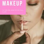 #aufträgt #ein #für #Makeup #man #Profi