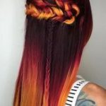 awesome   Autumn/ Fall Hair Colors, Ideas and Trends: Fire Red Hair  CONTINUE RE...