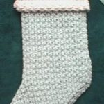 christmas stocking crochet pattern | Grandmother's Pattern Book Sharing Links an...