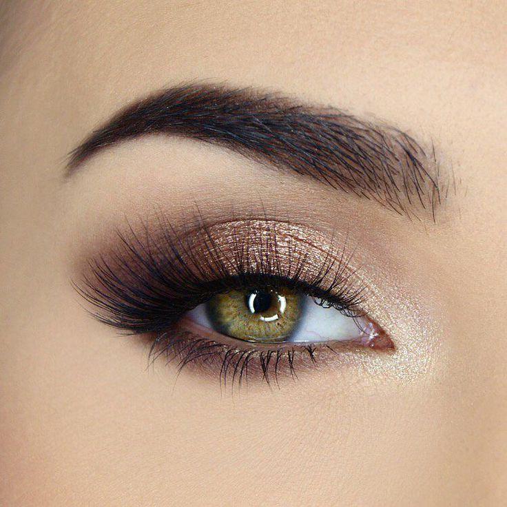 cool 47 Sexy Eye Make Up sucht nach braunen Augen, um den Augen etwas ernsthafte…