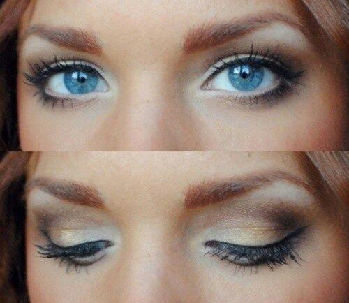 #eyeshadow #eyeshadowforblueeyes #blueeyes #makeuptips