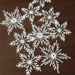 CrochetingArts.com | snowflake снежинка free showflake crochet pattern ...