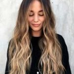 47 Ideen für hellbraune Haarfarbe mit Highlights #hair #love  #style  #beauti...