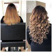 #haarverlängerung #balayage #langehaare #blondbraun #trendyhairstyles