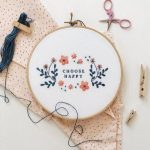 hand embroidery stitches #Handembroidery