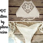 high hip brazilian crochet bikini set Aqua Blue bikini crochet swimwear Crochet beachwear Gift for her Gift for woman String bikini