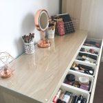 #ikea #ikeafurniture – ikeakartal.com – Mein Make-up-Speicher: Mit dem Ikea Ma