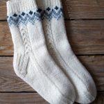 #inspiratie #breien sokken #knitting #socks handgestrickte Socken