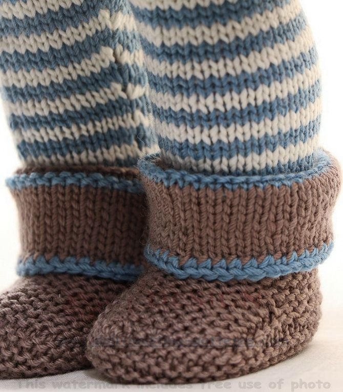 """knit dolls instruction – """"everyday clothes"""" for my doll – #Clothes #dolls #Every…"""