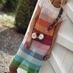 #knitting #fashion #style #dresses