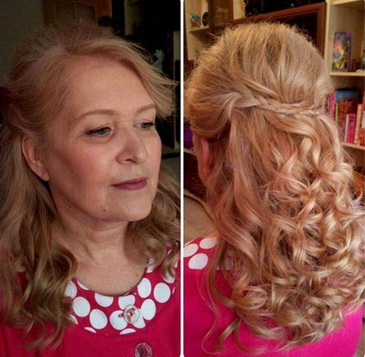 kurze Frisuren für über 50 Über 50 # Frisuren für Frauen in ihren 50ern,  #50ern #BlackyHairS…