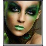 maquillaje fantasia,  #darkhalloweenmakeup #Fantasia #maquillaje
