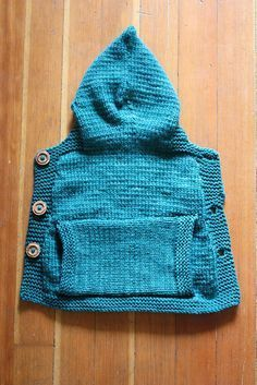 mycupcake's Hooded Coat Extension Panel (for Babywearing)