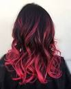 red black and pink ombre - Google Search