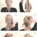 süße lässige Frisuren kurze Haare 10 Möglichkeiten, süße alltägliche Fris...