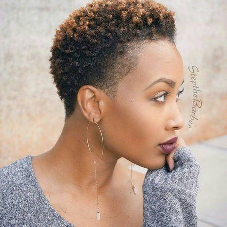 très courtes pour les cheveux africains