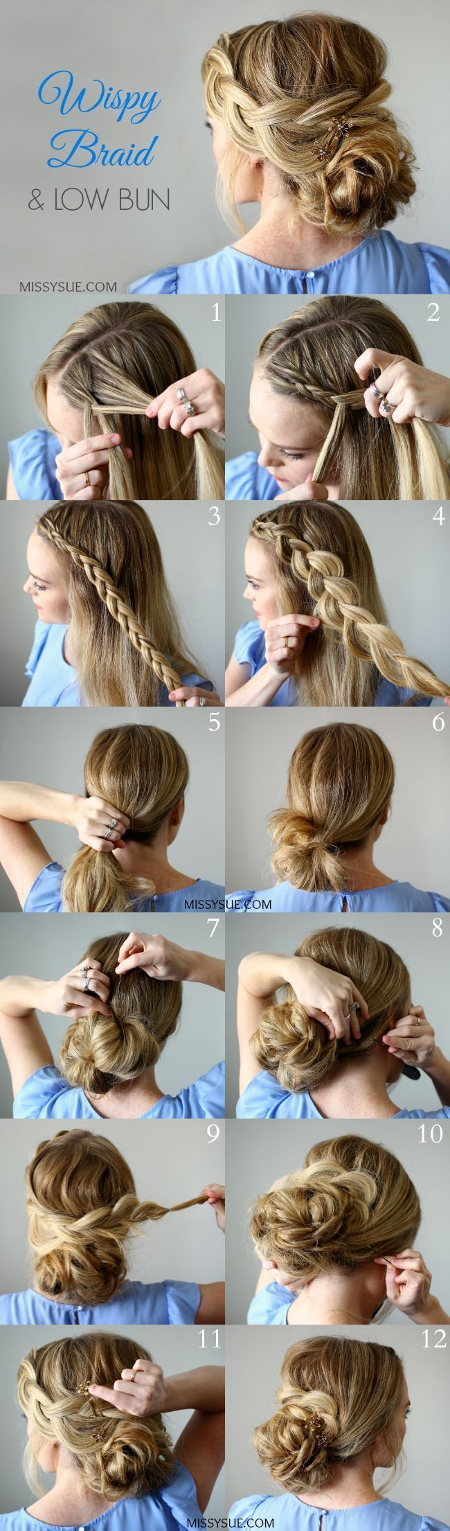 wedding hairstyles tutorial best photos – Cute Wedding Ideas