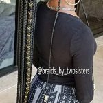 #women #styles #braided #ponytail #black - #black